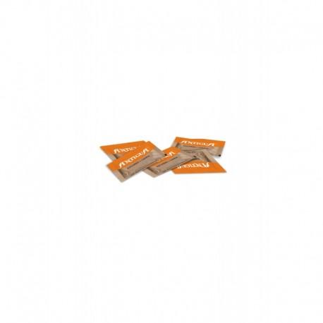 """""""Antigua"""" sobres de azúcar de caña (5.5g, caja de 5kg)"""
