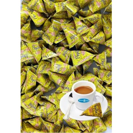 Pyramid-shaped white sugar packets - 2.5kg