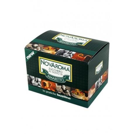 Zucchero aromatizzato Novaroma monogusto
