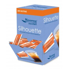 """Silhouette"" sweetener - display box"