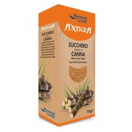 """Antigua"" cane sugar - 1kg box"