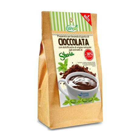 Stevida Cioccolata in tazza sacchetto