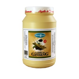 Ginseng coffee...