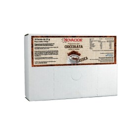 Chocolate caliente clásico - caja expositora
