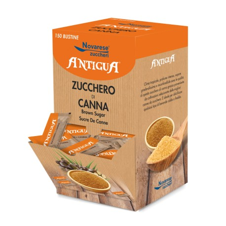 """Antigua"" zucchero di canna - espositore bar"