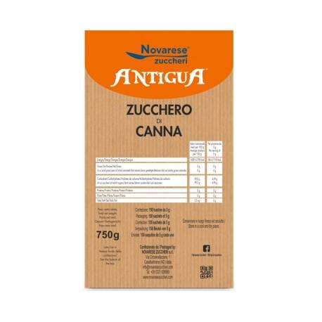 """""""Antigua"""" azúcar de caña - caja expositora"""