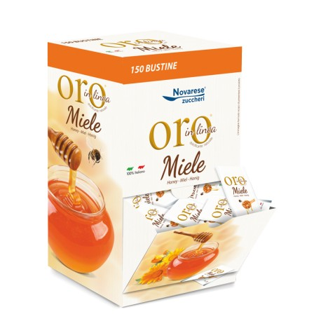 """Oro in Linea"" honey - display box"