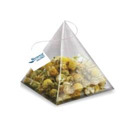 Chamomile herbal tea - 15 tea bags jar