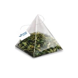 "Tè verde ""Ginger Lemon"" - 15 filtri in barattolo"