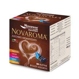 """Novaroma Gusti Misti"" zucchero aromatizzato"