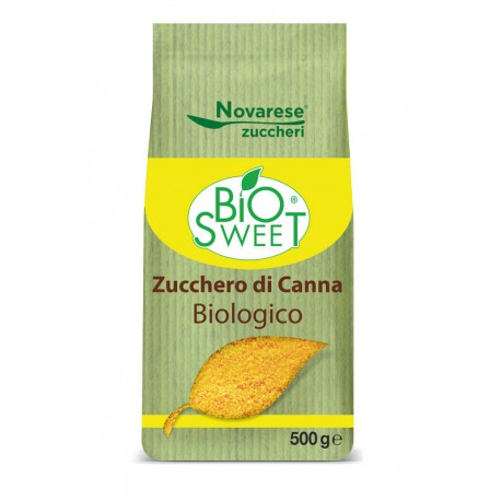 """BioSweet"" organic cane sugar"