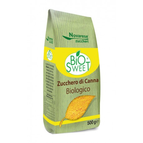 """""""Biosweet"""" azucar moreno de caña orgánico"""