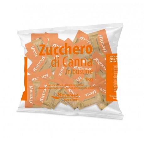 Azúcar de caña en sobres – 1kg