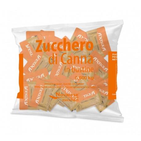 Zucchero di canna in bustine sacchetti da 500 g