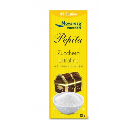 """Pepita"" extra fine white sugar - box"