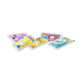 White sugar packets (4g, 8kg box)