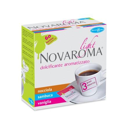 """""""Novaroma Light"""" dolcificante aromatizzato"""