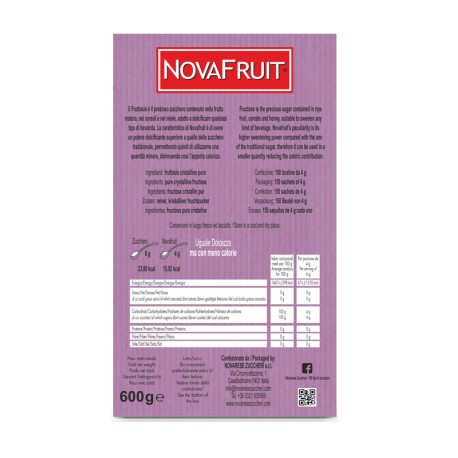 """Novafruit"" fruttosio - espositore bar"