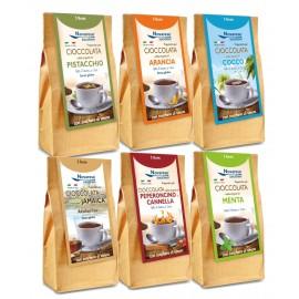 Cioccolate aromatizzate - Cartone da 12 sacchetti - Black Friday Edition
