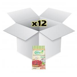 Stevida - Cartone da 12 sacchetti da 250g