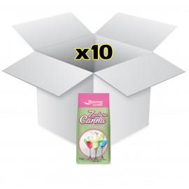 Zucchero di canna bianco - cartone da 10 sacchetti