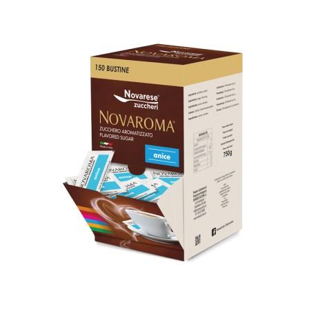 """Novaroma"" - caja expositora"