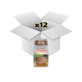 Zucchero di canna integrale - Cartone completo da 12 sacchetti