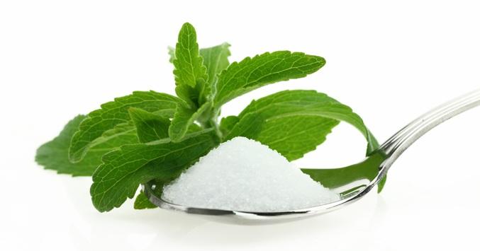 la storia di una foglia di stevia